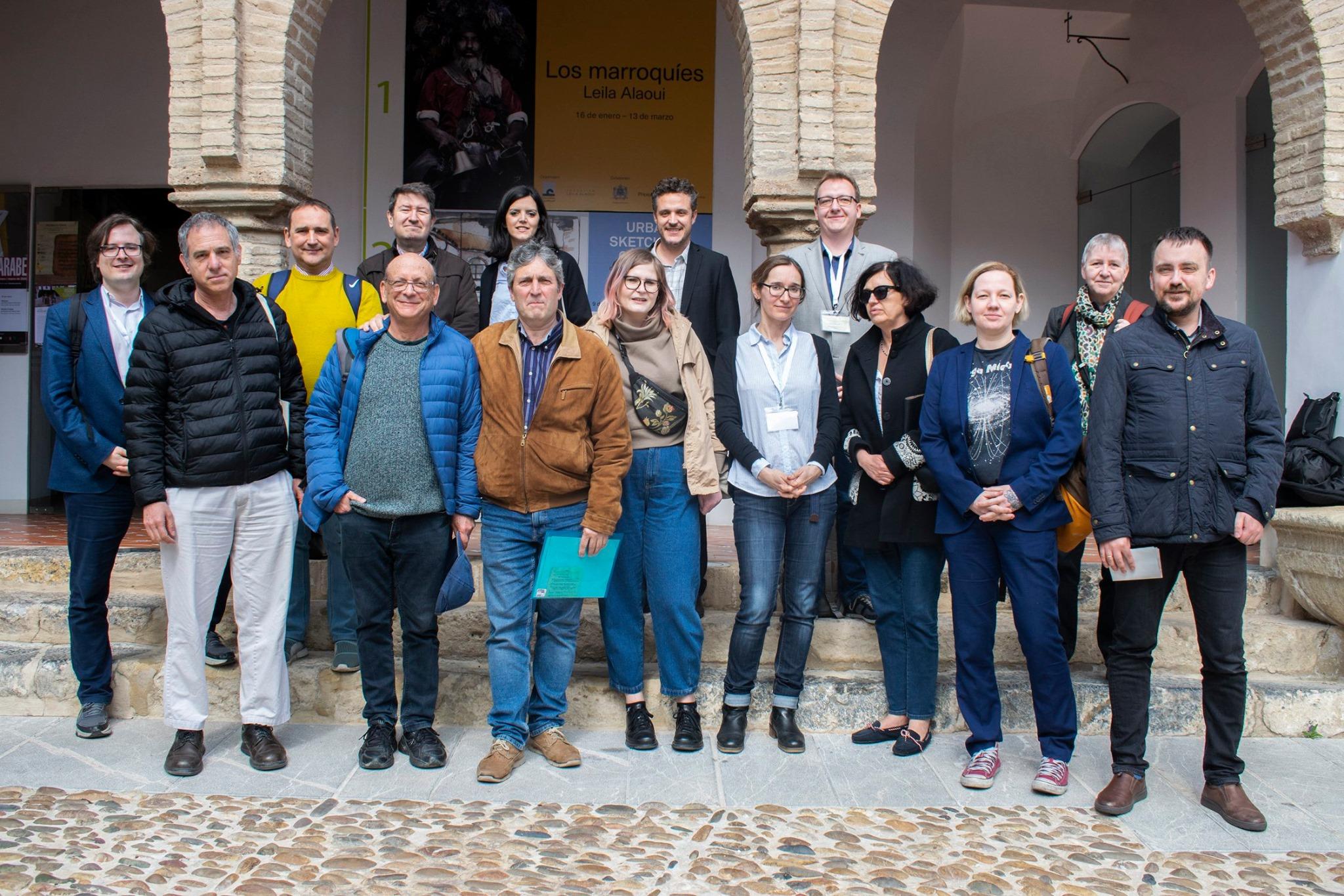 Stranger in a Land: Poznańscy arabiści na konferencji w Kordobie